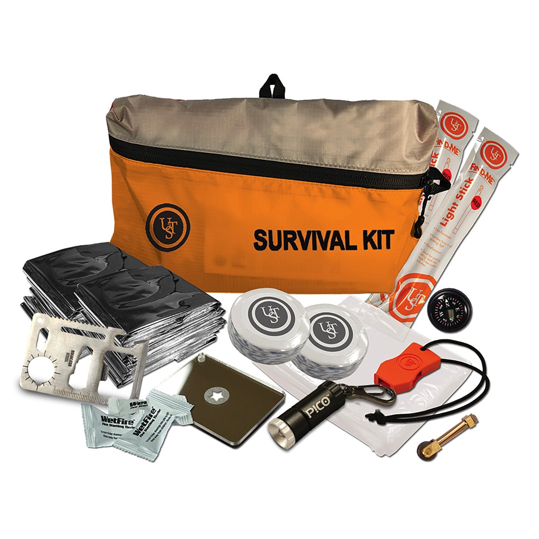 Ultimate Survival Technologies FeatherLite Survival Kits