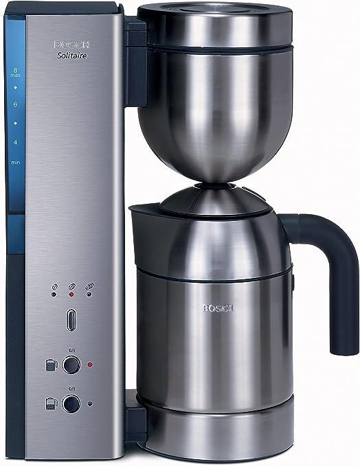 Bosch TKA8SL1 8 T Solitaire - Cafetera de goteo: Amazon.es: Hogar