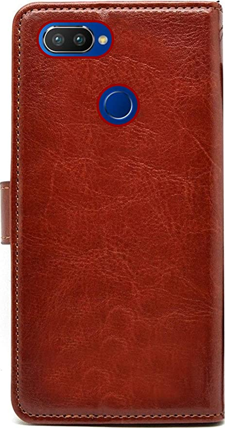 cheap for discount 3241a 1f416 SBMS Leather Flip Cover for Oppo Realme 2 Pro: Amazon.in: Electronics