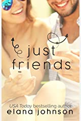 Just Friends: YA Contemporary Romance Kindle Edition