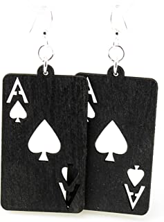 product image for Ace of Spades Earrings