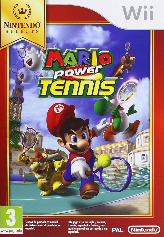 Mario Power Tennis - Selects: Amazon.es: Videojuegos