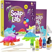 Dino Soap Making Kit for Kids - Dinosaur Science Kits for Kids All Ages - Indoor DIY Activity Craft Kits : Great Crafts…