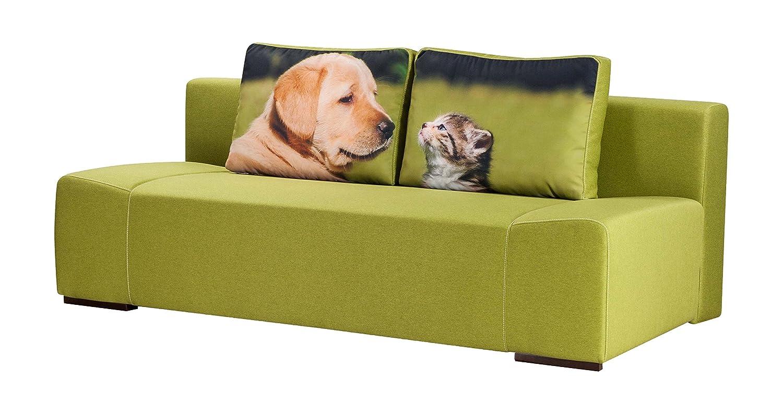 Mein Sofa | Mein Sofa Ne 006 3 Sitzer Schlafsofa Liegeflache 200 X 140 Cm