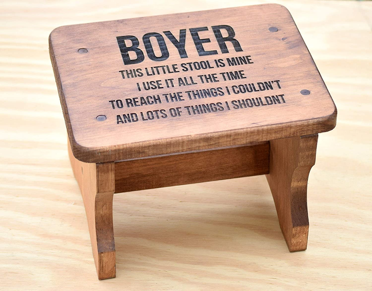 Wondrous Wood Stool Toddler Step Stool Personalized Stool Engraved Stool Kids Stool Bathroom Stool Kitchen Stool Name Stool Kids Gift Ibusinesslaw Wood Chair Design Ideas Ibusinesslaworg