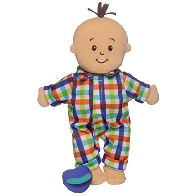 "Manhattan Toy Wee Baby Fella 12"" Boy Baby Doll: Toys & Games"