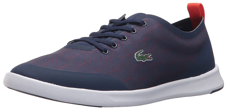Lacoste Women's Avenir 417 2 Sneaker B06ZXY6CST 7 B(M) US|Blue
