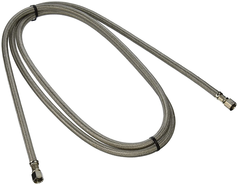 Fluidmaster 12IM84 Braided Stainless Steel Ice Maker Supply Line