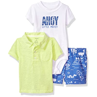 Carter's Baby Boys' Diaper Cover Sets 121h180