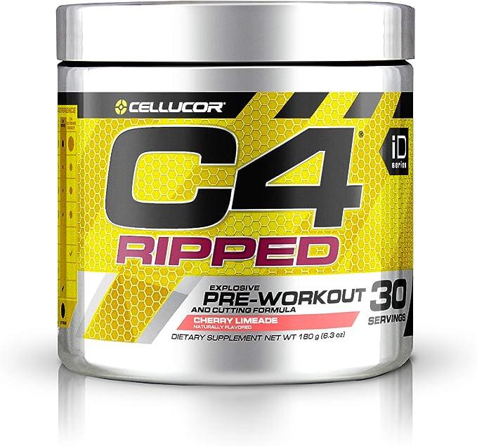 Cellucor C4 Ripped Pre-Workout Powder