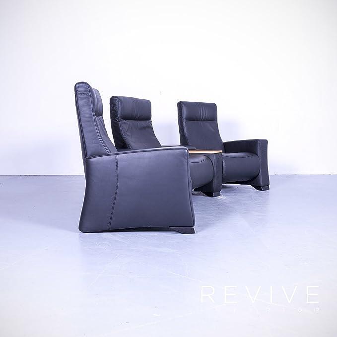 himolla Movie Designer Keystone piel sofá Función Relax Tres ...