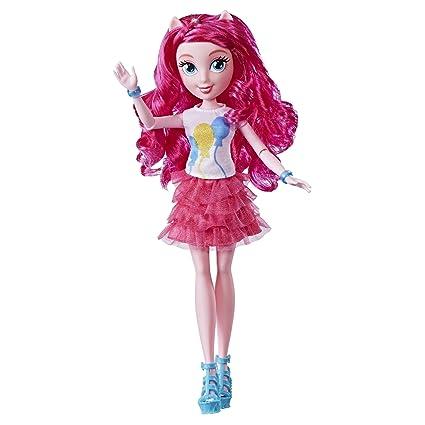 Amazon Com My Little Pony Equestria Girls Pinkie Pie Classic Style