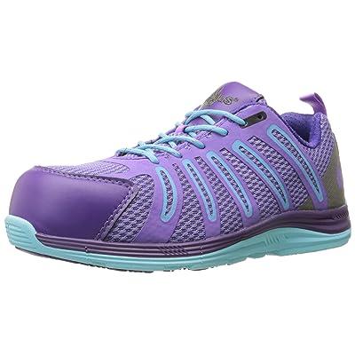 Nautilus 1792 Carbon Composite Fiber Toe Super Light Weight Slip Resistant EH Safety Shoe: Shoes