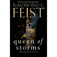 Queen of Storms: Epic sequel to the Sunday Times bestselling KING OF ASHES and must-read fantasy book of 2020!: Book 2…