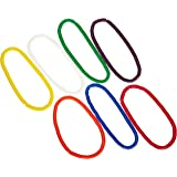 Abilitations Integrations Chewlery Chewable Jewelry - Set of 7 Necklaces - Assorted Colors