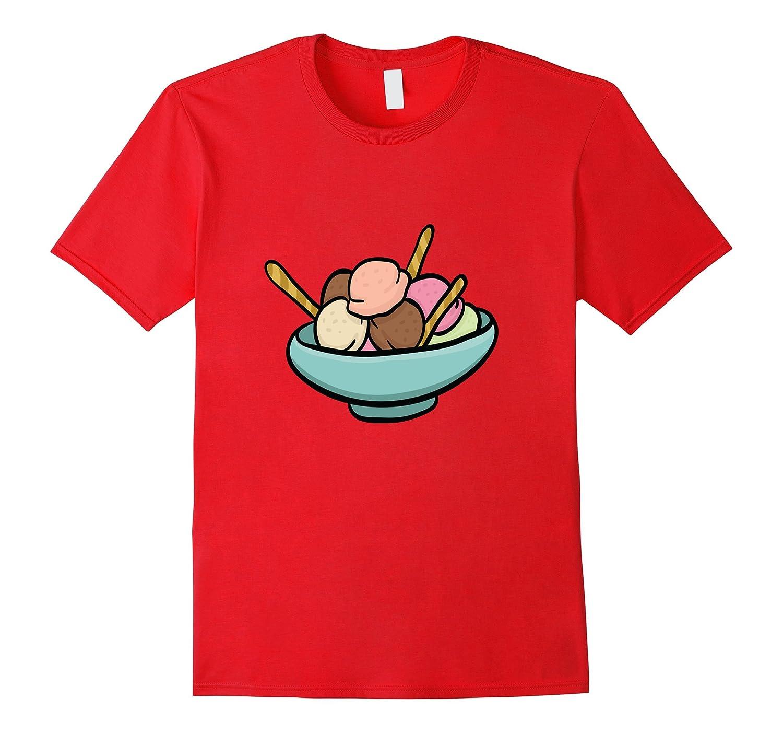 Ice Cream Emoji T Shirt Yummy Dessert Food Tee Th Teehelen