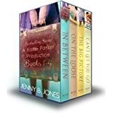 A Katie Parker Production Boxed Set: Books 1-4