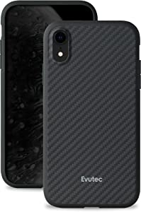 Free Evutec Case Compatible with iPhone XR