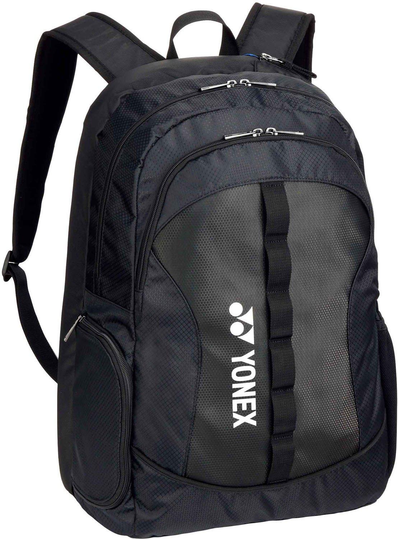 ヨネックス(YONEX) テニス バックパック(テニスラケット2本用) BAG1818 B0746FQCMF ブラック(007) ブラック(007)