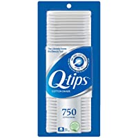Q-tips Cotton Swabs, Original, 750 ct