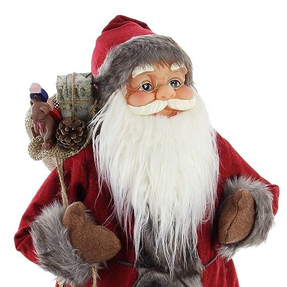Decoración de Figura Grande papá Noel