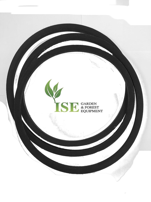 Internazionale ISE® ISE®, lame di ricambio cinghia di trasmissione per MTD 570 sostituisce numeri  754 – 0144