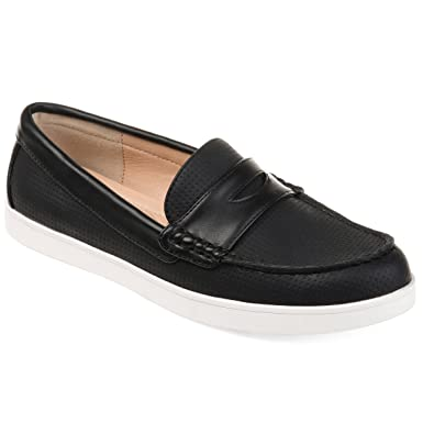 bd6a23986f0 Journee Collection Comfort Irina Womens Loafers Black