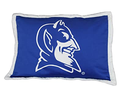 college covers ncaa duke devils unisex duke devilsncaa licensed throw pillow decorative pillow blue