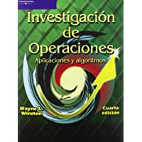 Investigacion de operaciones/ Operations Research: Aplicaciones y algoritmos/ Applications and Algorithms (Spanish