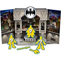 Fisher-Price Imaginext DC Batman Gotham City, Conjunto Pop Up Figuras Surpresas