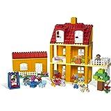 LEGO® DUPLO Puppenhaus 2+ 9091 neu 125 tlg.