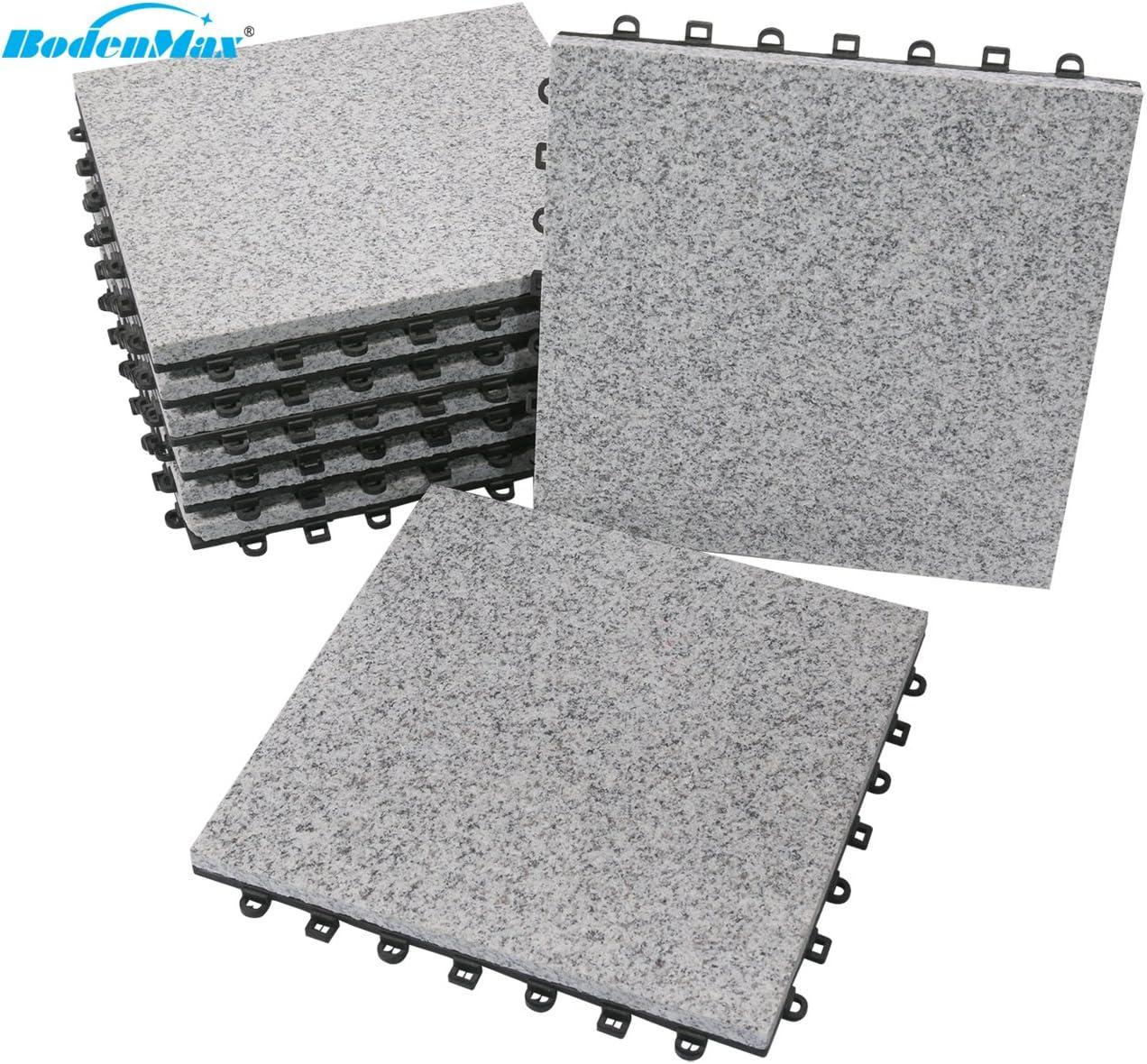 Granit-Classic Click Bodenfliesen / Klickfliesen
