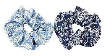 Haarband Zopfgummi Haarschmuck Haarteil Zopfhalter aus Stoff Haargummi Serie 9