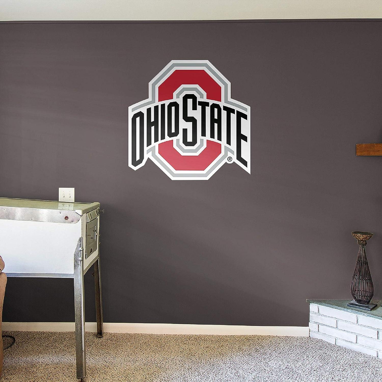 Buckeyes Wall Decal Ohio State University Logo Football Ncaa Home Decor Cg632 Ebay