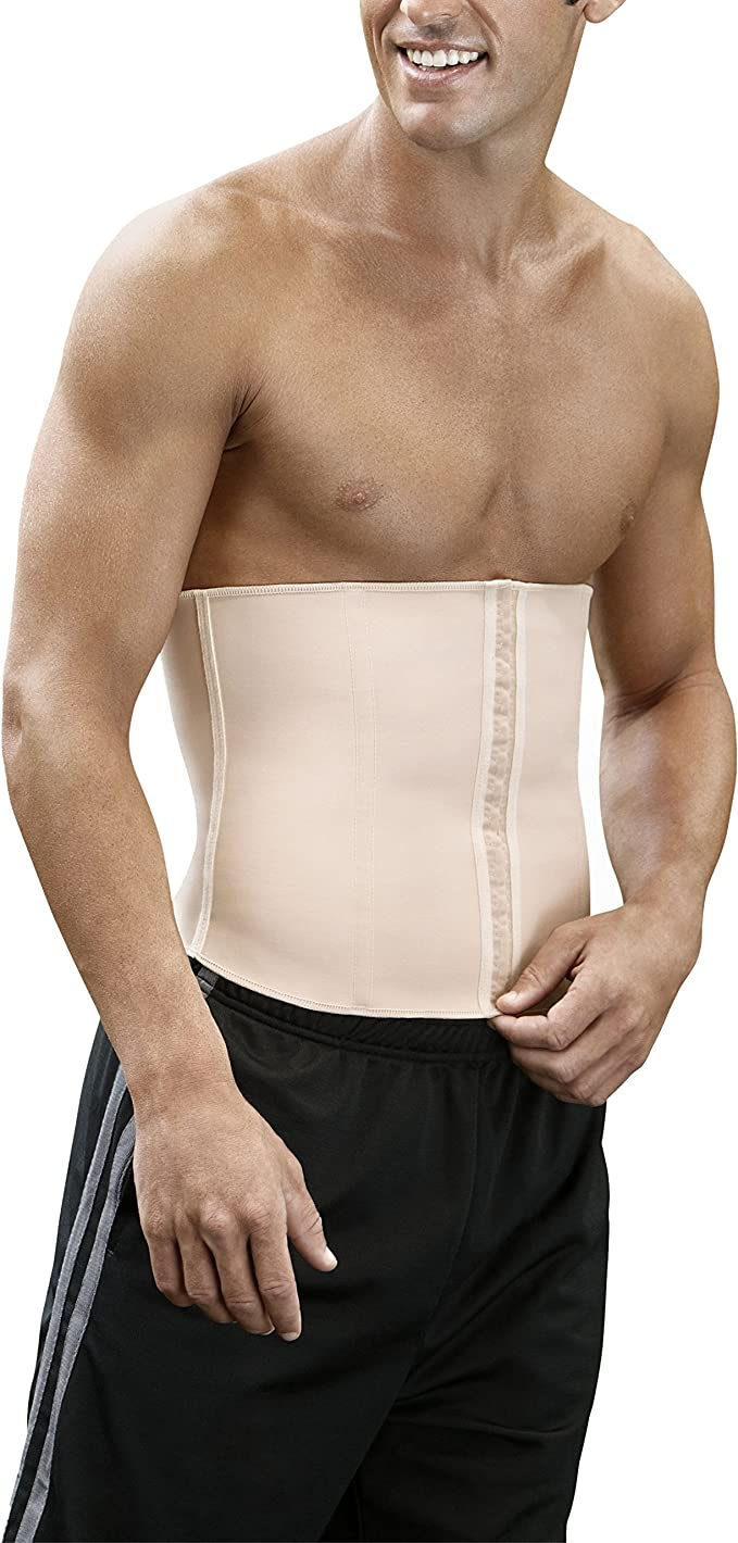 Kepawel Mens Firm Compression Waist Cincher Core 1 Squeem Corporation