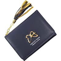 Surbhi Small Wallet for Women | Credit Card Holder | Coin Purse Small Secure Card Case/Gift | Bifold with Tassel Detailing | Cute Wallets | Mini Wallets for Women
