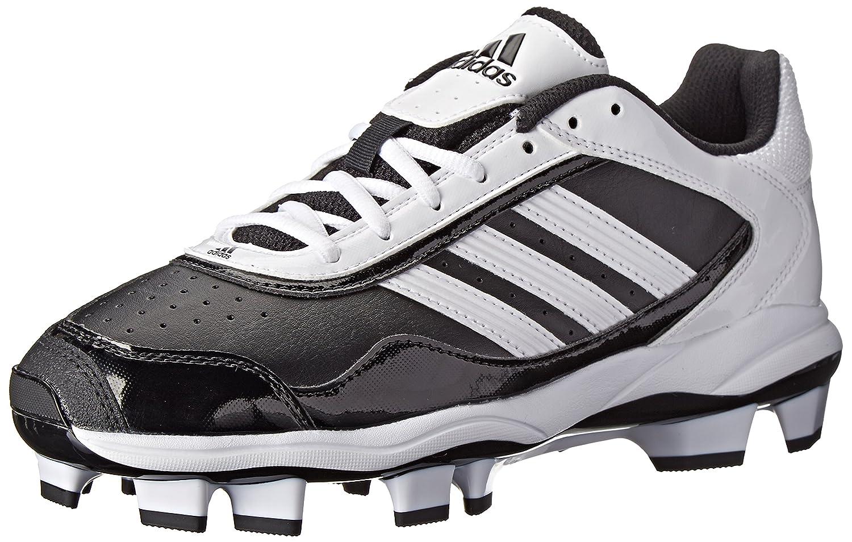 adidas Performance Women's Abbott Pro TPU 2 Softball Shoe Black/Running White/Black 12 M US adidas Running Footwear Abbott Pro TPU 2-W