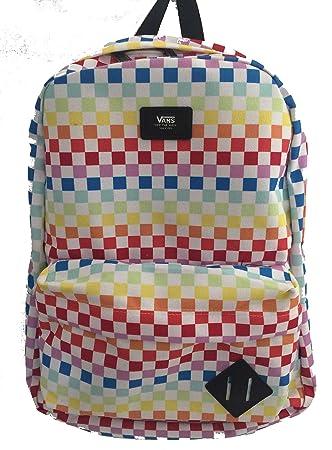 vans pastel pink backpack Sale