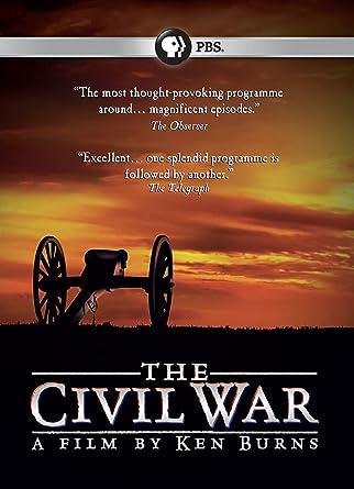 The civil war (dvd, 2015, 6-disc set, 25th commemorative edition.