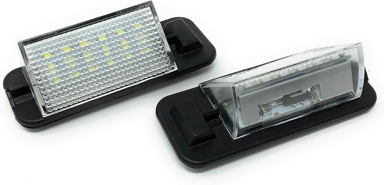Phil Trade 4250957106980 Kennzeichenbeleuchtung Led Auto