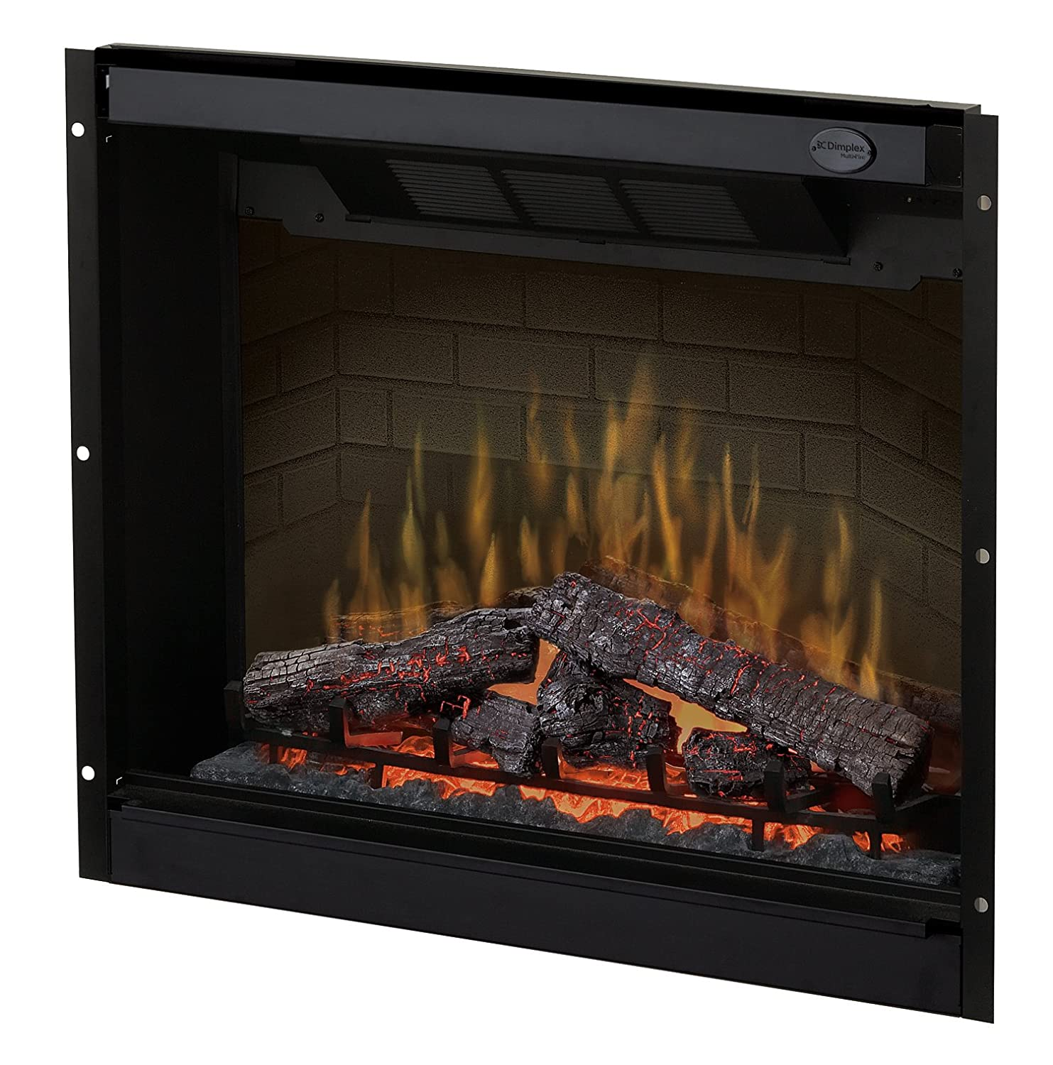 Dimplex DF3215 Multi-Fire 32-Inch Plug-In Firebox, Black