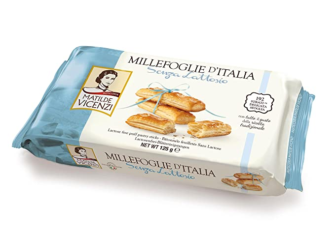 Matilde Vicenzi, Dulce de azúcar (Hojaldres) - 4 de 500 gr ...