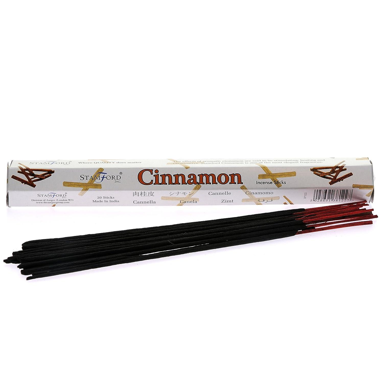 Stamford Cinnamon Incense Sticks Aargee R-37122 INC230
