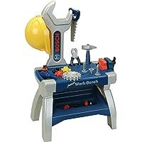 Theo Klein - Bosch Junior Workbench Premium Toys For Kids Ages 3 Years & Up