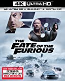Fate of the Furious [Blu-ray]
