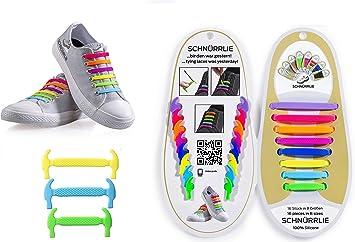 Flache farbige Schnürsenkel Schuh Trainer Stiefel Ersatz Paar Kinder Erwachsene