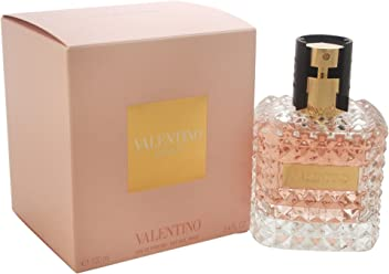 Valentino Donna Eau de Parfum Spray for Women, 3.4 oz