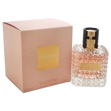 6f34fe55ba7e0 Amazon.com : Valentino Donna Eau de Parfum Spray for Women, 3.4 oz : Beauty