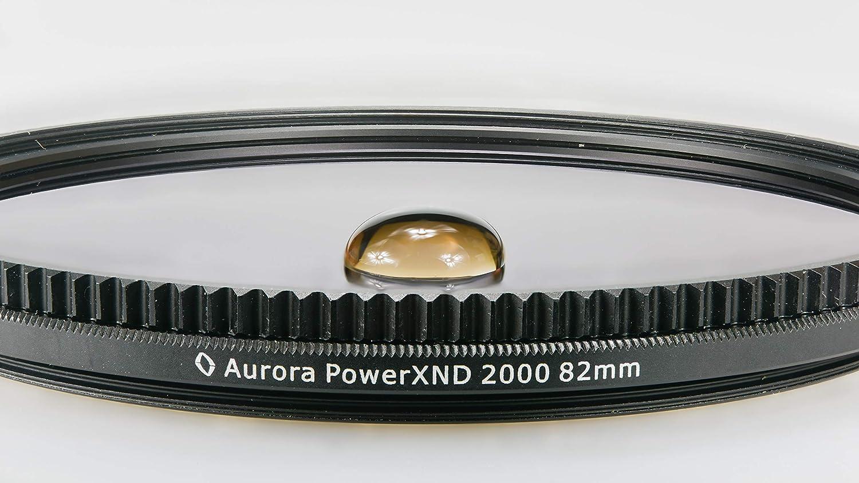 105mm Aurora PowerXND Mark II 128 1-7 Stop Variable Neutral Density Filter Fader