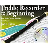 Treble Recorder from the Beginning (From the Beginning Book & CD)
